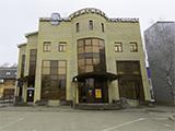 Ресторанно-гостиничный комплекс Сенгилей